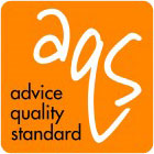 AQS Advice Quality Standard logo