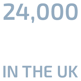 Headlines graphic 24,000 rough sleepers in the uk